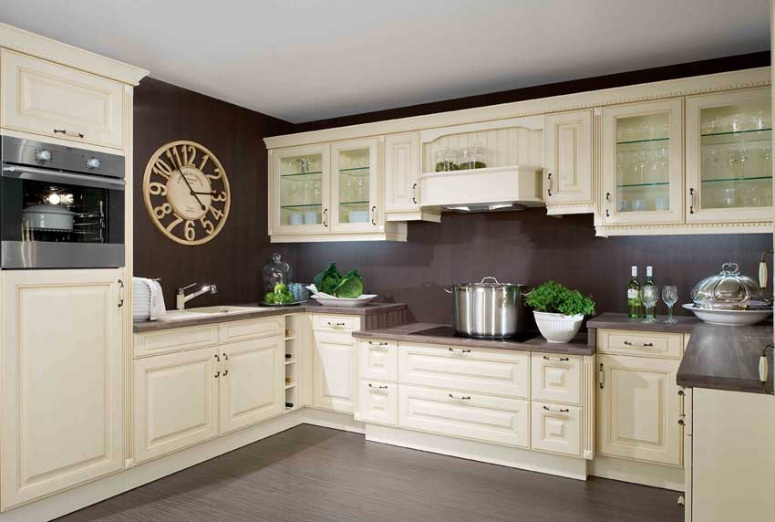 Kuchnie klasyczne » Studio Gusta -> Kuchnie Nowoczesne Inspiracje