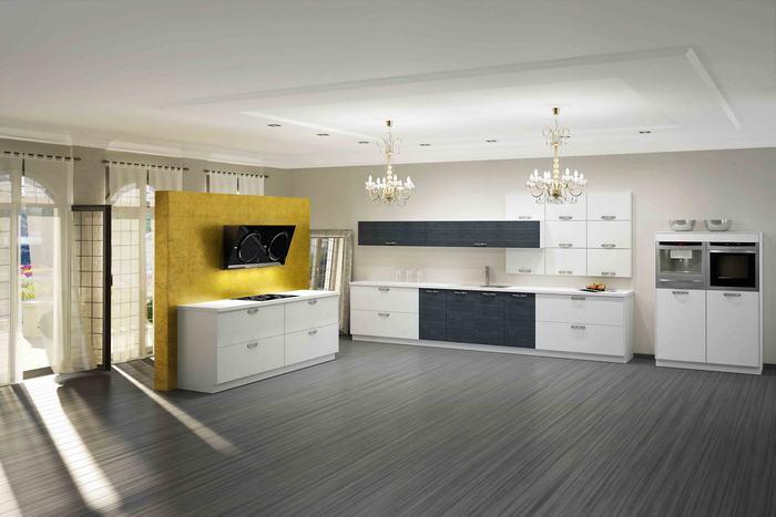 Kuchnie nowoczesne » Studio Gusta